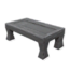 Fancy Stone Square Table