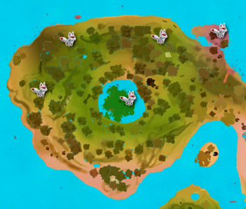 Kitsune Spawn Location Map.png