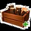 Reinforced Wood Storage