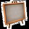 Custom Painting Easel