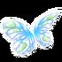 Light Butterfly Wings