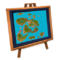 Map Easel