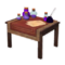 Potion Table with Clutter