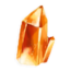 Fire Crystal (Droplet)