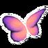 Sunset Butterfly Wings