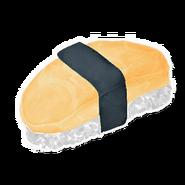 Sushi Silver Damsel