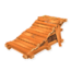 Wooden Ramp (Curved)