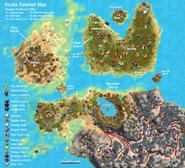 Kozita Detailed Map Icons