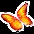Fire Butterfly Glider