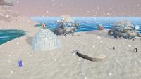 Winter Penguins SS