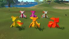 Kozita Fall Dragon Group Front katiec
