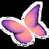 Sunset Butterfly Glider