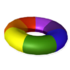 Rainbow Floatie