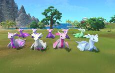 Kozita Spring Dragon Group Front katiec