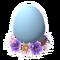 Egg Flower Centerpiece