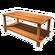 Light Wood Long Table