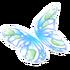 Light Butterfly Glider