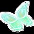 Bright Butterfly Glider