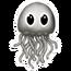 Silver Jellyfish