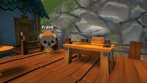 Frank Upgrades