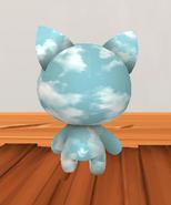 Cloud Cat Back