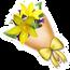 Yellow Flower Bush