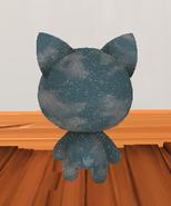 Cloud Cat Stardust Back