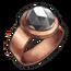 Copper Quartz Ring