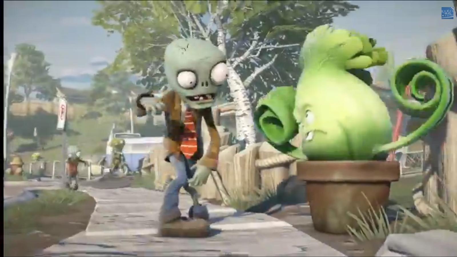 Plants vs zombies garden warfare wiki - Plants vs zombies garden warfare videos ...