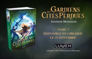 Annonce de Lumen tome 7