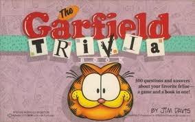 The Garfield Trivia Book