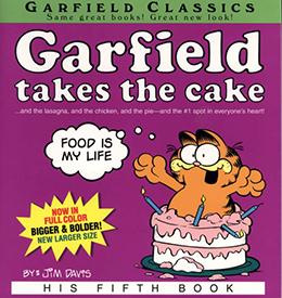 Garfield Takes the Cake