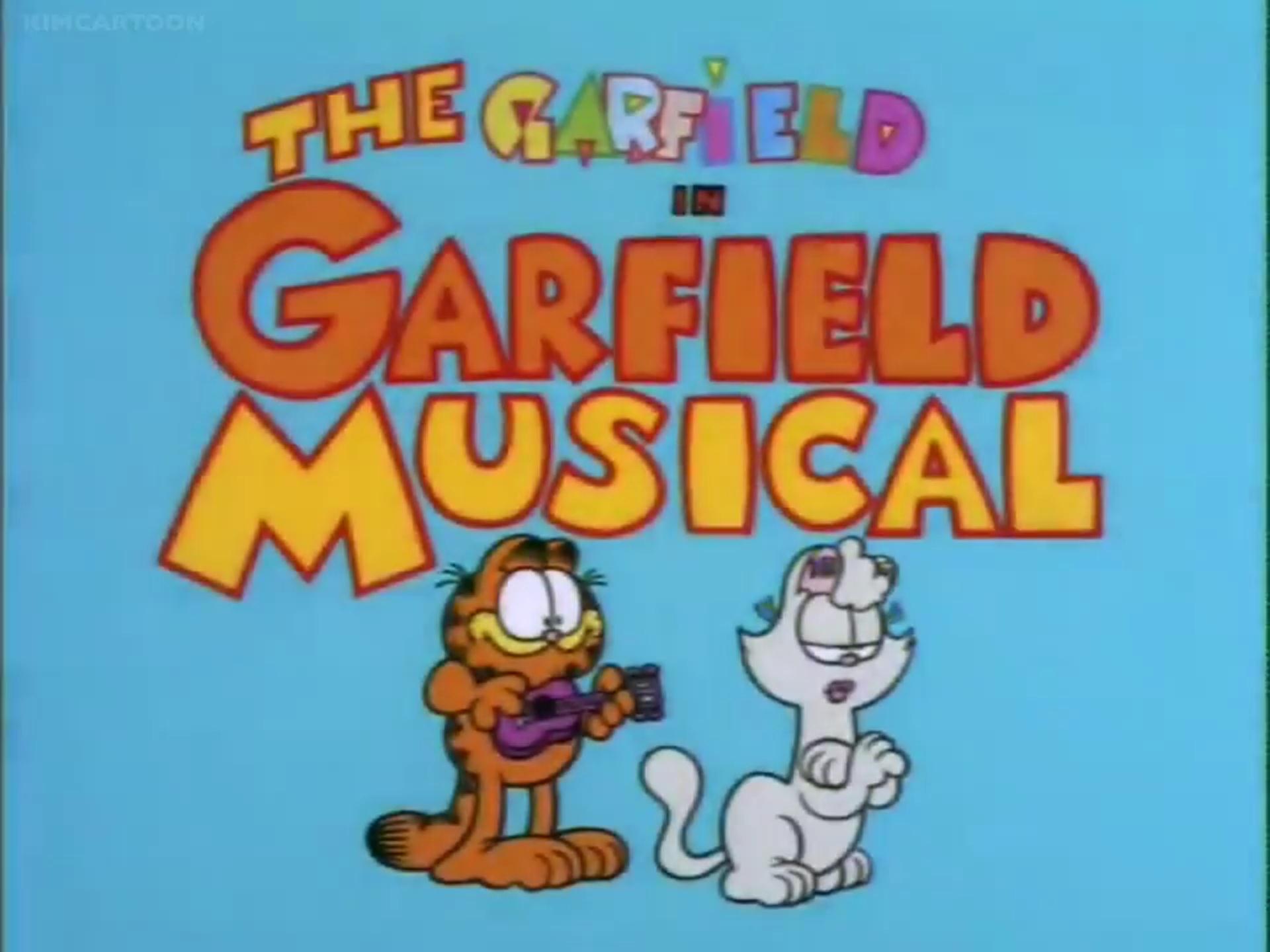 The Garfield Musical