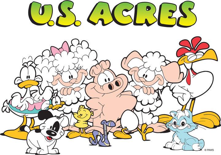 U S Acres Garfield Wiki Fandom