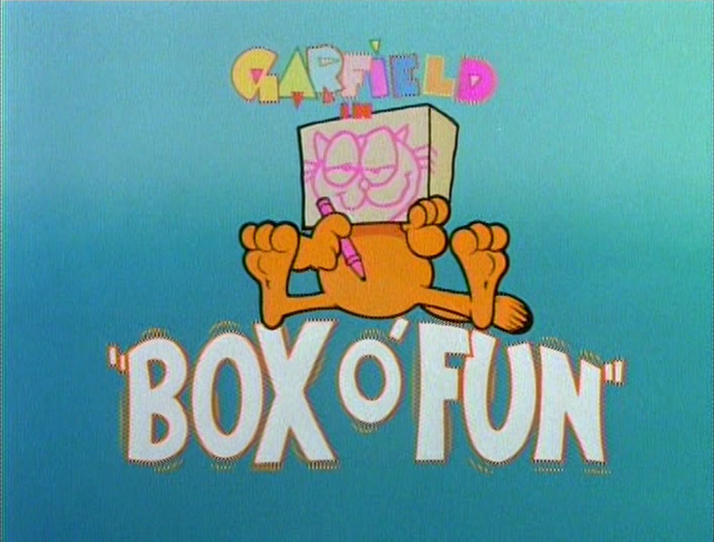 Garfield and Friends, S1EP2