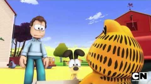 Farmer Garfield