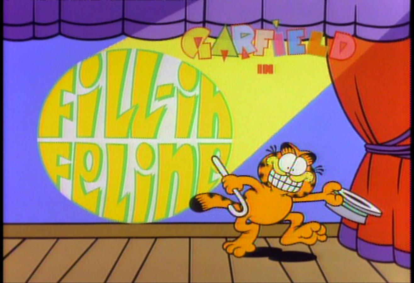 Fill-in Feline