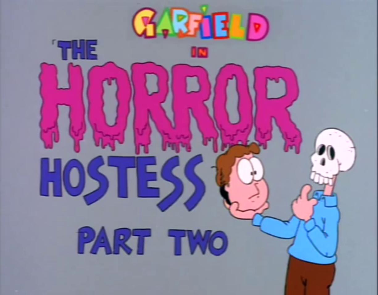 The Horror Hostess Part 2