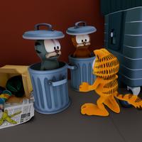 Garfield Astray Garfield Wiki Fandom
