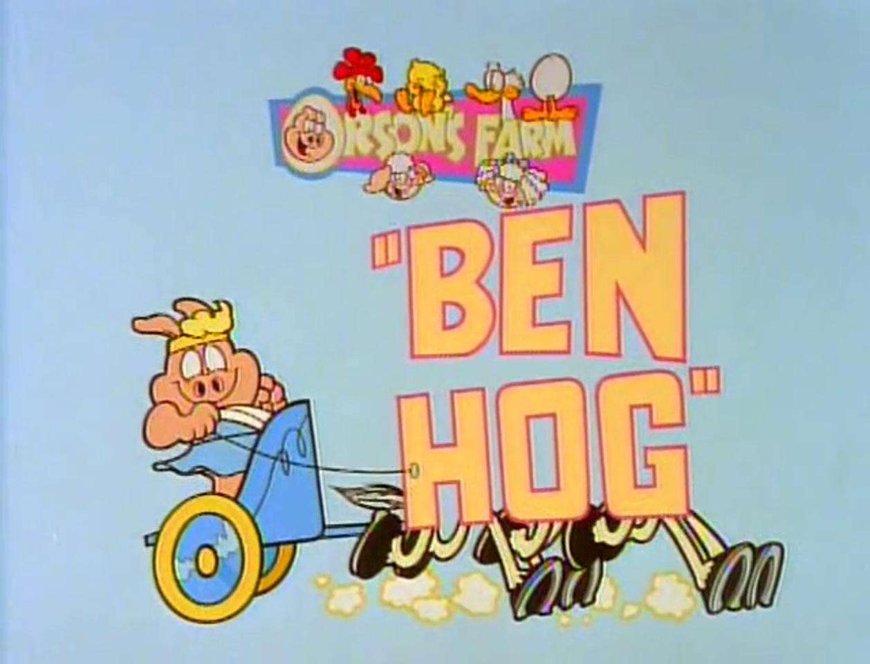 Ben Hog