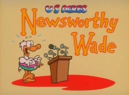Newsworthy Wade