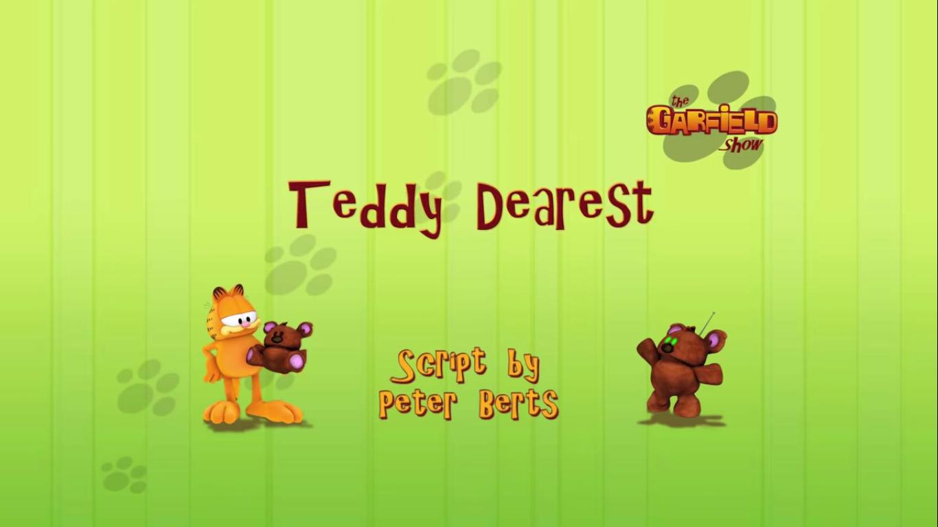 Teddy Dearest