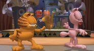 Garfield and Arlene dancing 2007