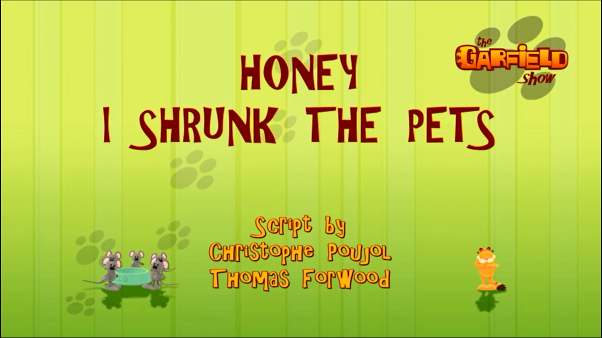 Honey, I Shrunk the Pets