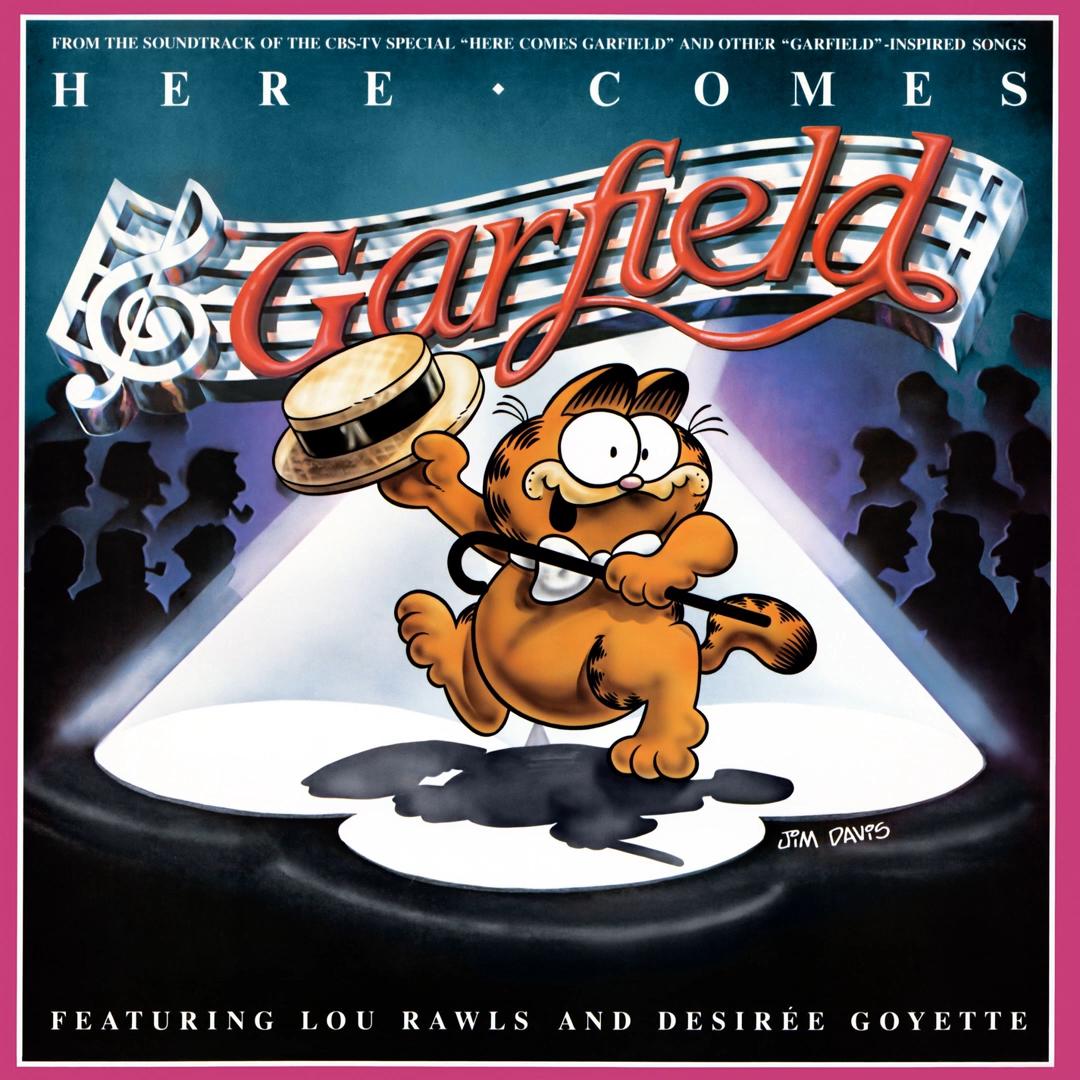 Garfield Audio Releases