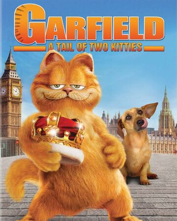 Garfield A Tail Of Two Kitties Garfield Wiki Fandom