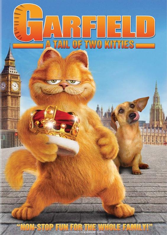 Garfield A Tail Of Two Kitties Garfield Wiki Fandom