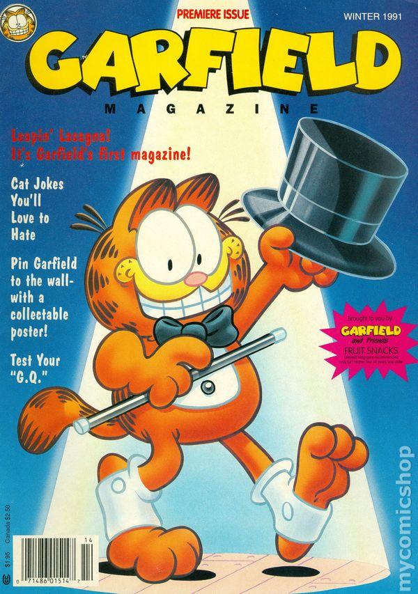 Garfield Magazine