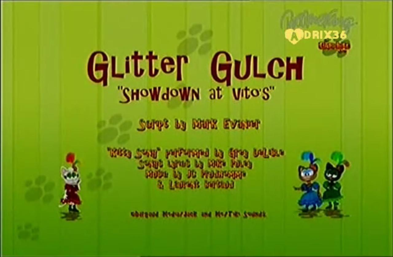 Glitter Gulch: Showdown at Vito's
