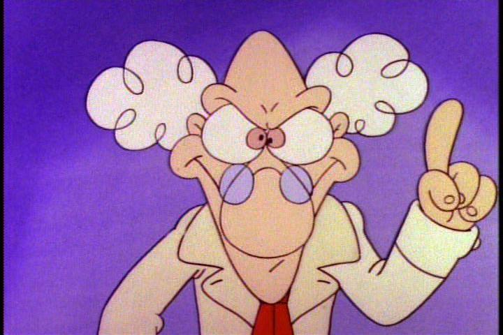 Dr. Garbanzo Bean